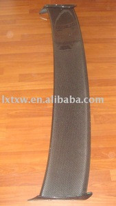 Carbon fiber spoiler for automotive part
