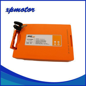 Chilwee 48V 20AH electric motorcycle lithium ion batteries rechargeable battery for e-scooter