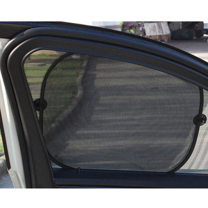 Custom Foldable mesh car side window sunshade
