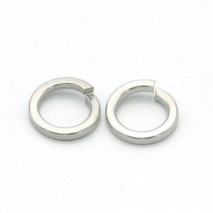 Custom made Various Stainless Steel Spring Washers