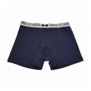 Custom Mens boxer briefs male underwear boxer briefs for teens youth