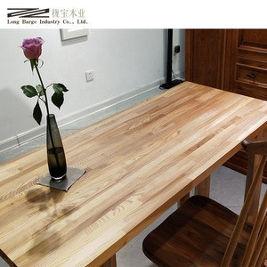 Dining Room Set Specific Use and Antique Appearance Elm Dining Table