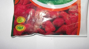 Egyptian Frozen strawberries For Juice With Excellent Specifications