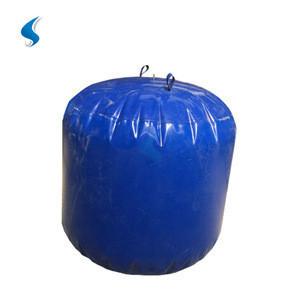 Flexible PVC Gas Bag Biogas Storage Ballon