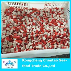 Frozen surimi product crab stick