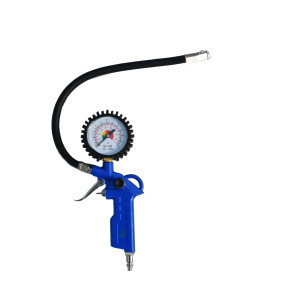 G 60 factory wholesale  vehicle tools tire pressure inflator gauge