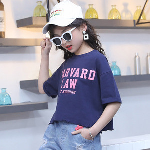 Haobaby,Children Wear 2019 Girls New Korean Shorts Summer Trend Children and Girl Trousers Leisure 6-12 Years Old .