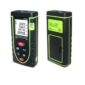 High precision laser measuring instrument Hand laser range finder 40M/60M/100M