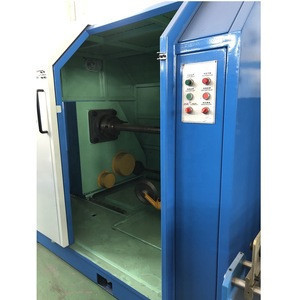 High speed cantilever type wire and cable single twister cabling machine