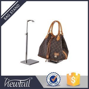 Hight quality showwindow antiskid bag adjustable metal stand
