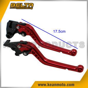 Hot CNC Aluminum Long Motorcycle Bicycle Brake Clutch Levers