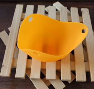 Hot sale food grade silicone egg steamer egg tray