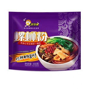 Hot selling rice noodle instant noodles  rice vermicelli chinese famous Luosifen