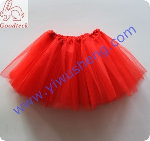 Hot style girl tutu skirt,child dress foreign trade wholesale in Europe and the ballet skirt veil of direct selling