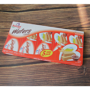 Italy Balconi cocoa Wafer Biscuit 225g