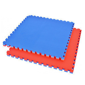Jumbo Soft Interlocking Foam Tiles - Perfect for martial arts, MMA, lightweight home gyms, gymnastics, cardio, and exercise