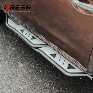 KRESH steel side step auto accessories for Nissan Navara np300