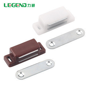 Low price door holder magnetic catch for cabinet with high quality