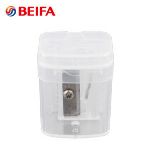 Manufacturer China Beifa wholesale pencil sharpeners,one hole sharpener pencil,manual pencil sharpener
