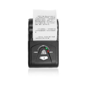 Mini 58mm receipt pos printer Bluetooth android mobile label printer ZCS103