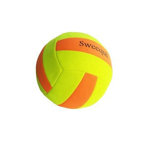 Neoprene Ball Beach Soft Touch Volleyball Official Size 5 Outdoor Indoor Gym Game Ball