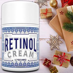 OEM Hot selling Moisturizing Retinol whitening face Cream