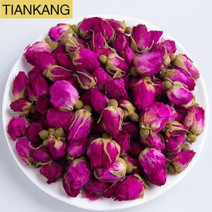 Organic Rose Herbal Tea Dried Rose Tea of Rose Buds Natural Rose Bud