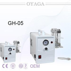 Oyaga GH-05 BEST!crystal peeling device micro dermabrasion/facial crystal peel machine(CE)