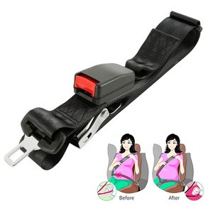 Pregnant Bump-proof Tummy Safety Belts Car Extender Pregnant Seatbelt Pregnancy Seat Belt