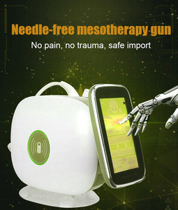 Professional Device Free Injection No Needle Electro Mesotherapy