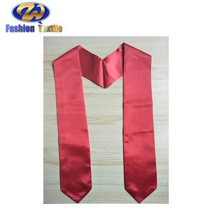 Promotional stoles embroidered personalized graduation sash