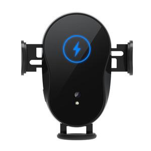 Smart sensing Wireless Car Phone Holder Automatic Clamping Car Phone Charger Phone Wireless Car Holder