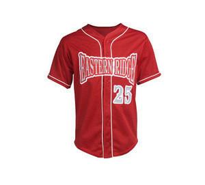 Sportswear type Customized Baseball Softball Jersey Uniform