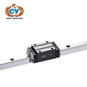 Staf linear guide square bearing sliding rail system motion