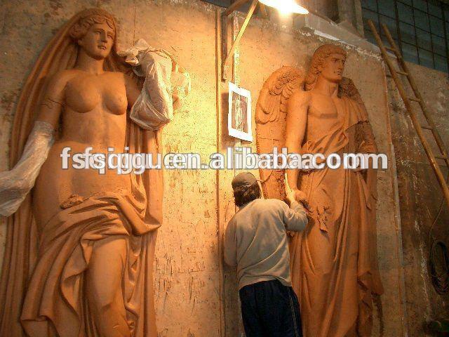 Stone statue sculpture wall relief statue granite marble crafts