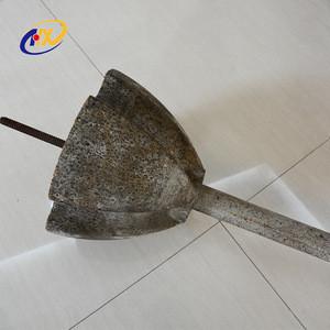 TATA steel using slag stopper for control slag