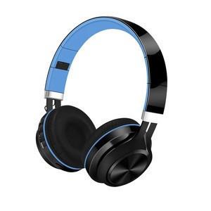Wholesale Cute Mp3 Ear Earphones Amp Bluetooth Best Studio Wireless Head Phones Mini Headphone With Micro