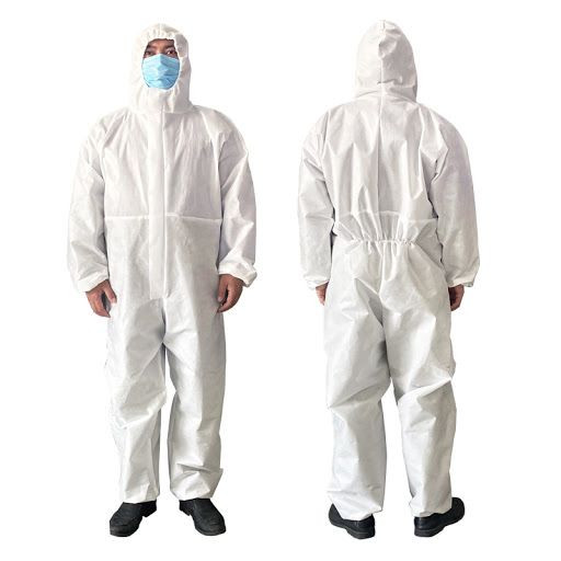 Coverall from Non-woven fabric FREE SHIPPING