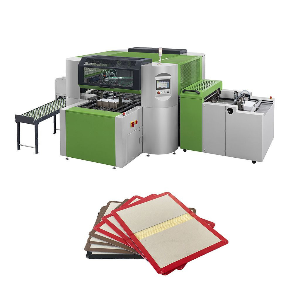 R18 Automatic Book Binding Machine for Case Making