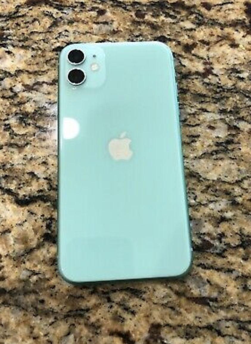 Apple IPhone 11 256GB Factory Unlocked
