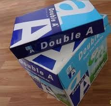Cheap A4 Paper 80GSM  pulp office Double A White A4 Copy Paper 80 gsm
