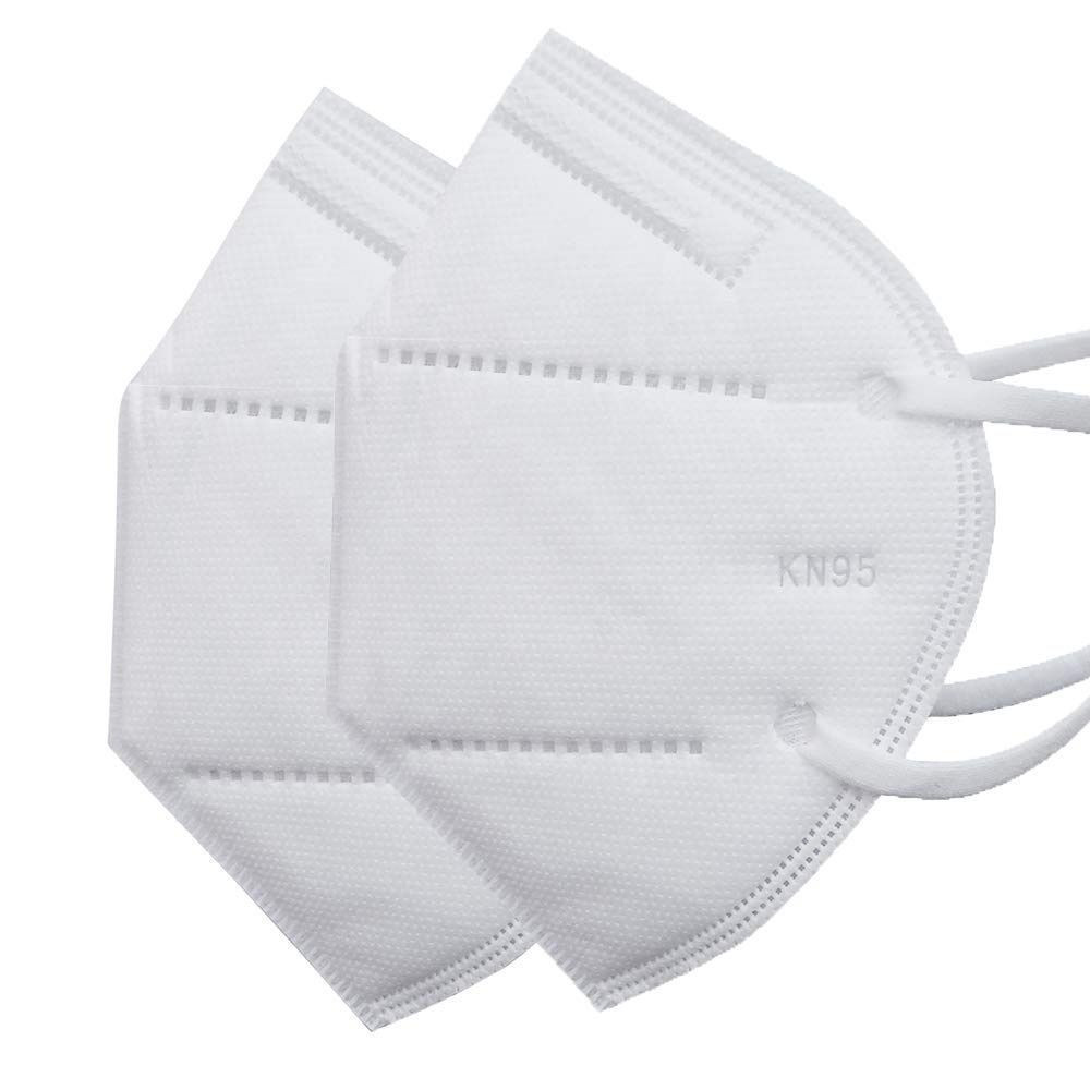 Medical Disposable Protective Mask KN95 Anti-Bacterial 5ply Mask
