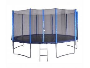 16FT trampoline with enclosure & ladder