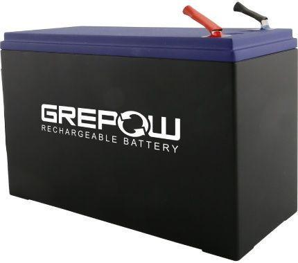 Grepow 24V 50Ah LiFePO4 deep cycle modular battery, Lead-acid replacement