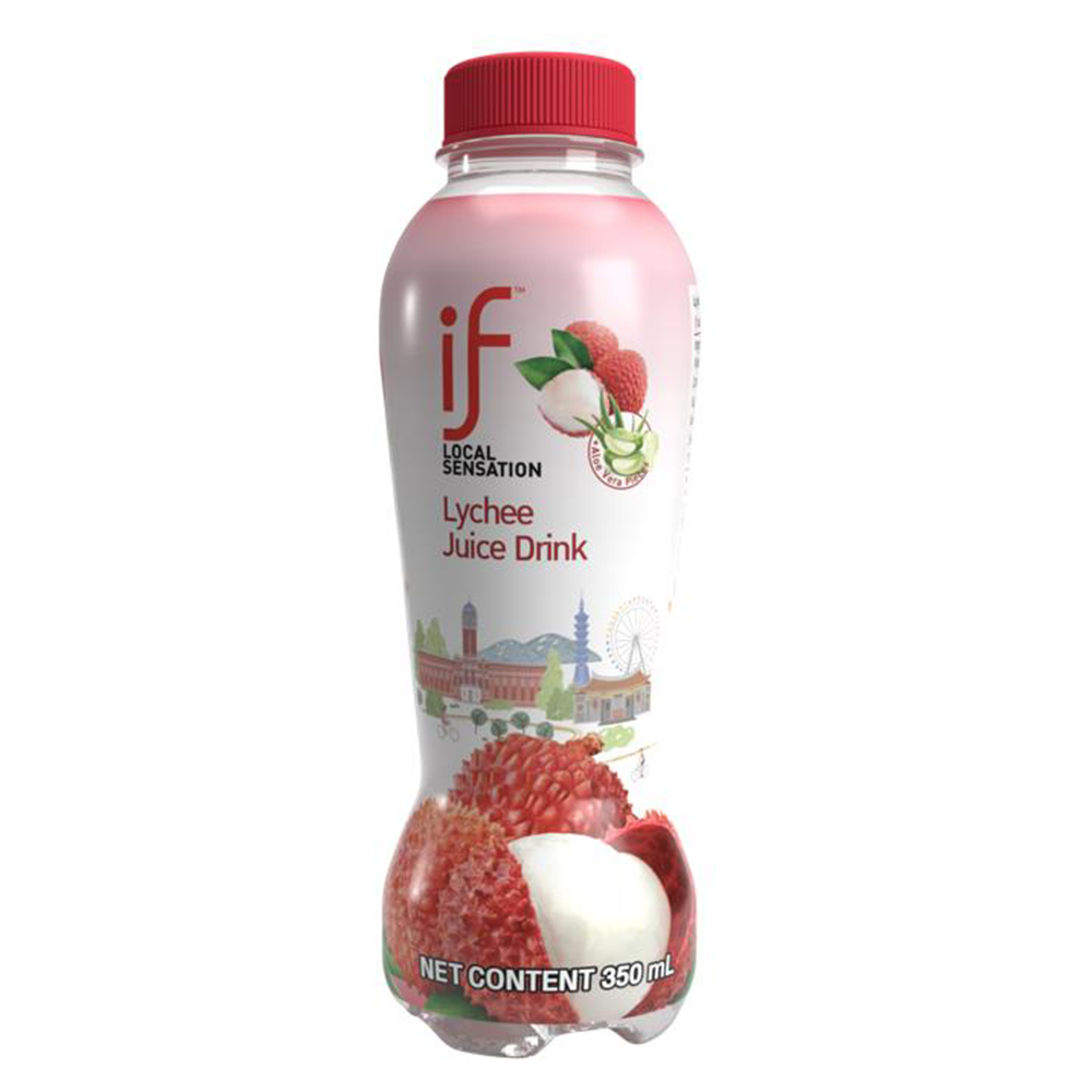 Premium Lychee Juice Drink | Naturally Hydrating | No Preservatives | Halal Certified | 24 pack | 11.8 OZ