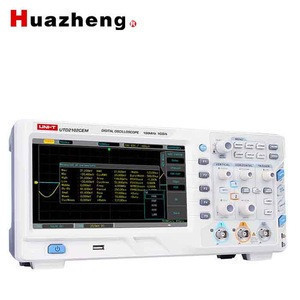 100MHz 2 Channels Digital Oscilloscope