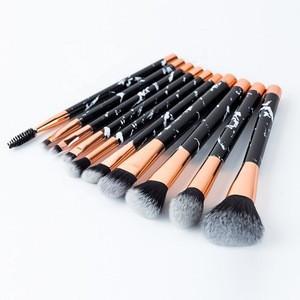 Import 10pcs Black Marble Brushes