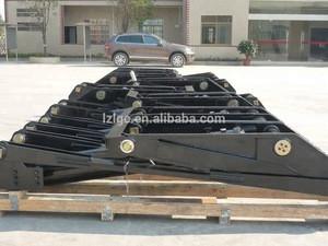 "30-ton capacity dump body tipper hydraulic kits KRM220 68"" welded hydraulic cylinder for tipper/lorry"