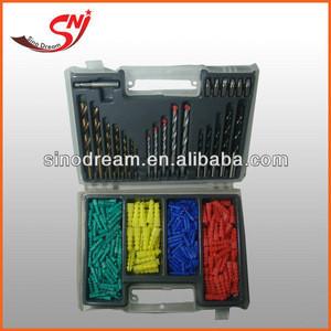 300pcs power drill & bit set