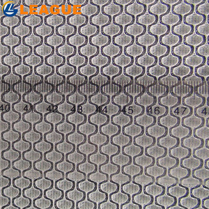 Big honeycomb  hole ventilated sandwich air mesh fabric for bags or mattress